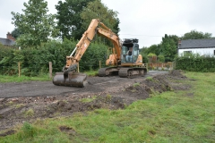 New Road to the Plot Barn